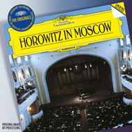 Horowitz In Moscow (CD)