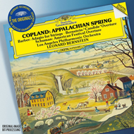 Produktbilde for Copland: Appalachian Spring (UK-import) (CD)