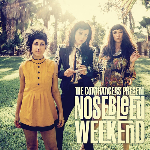 Nosebleed Weekend (CD)