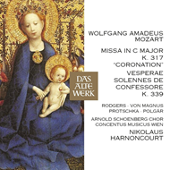 Mozart: Coronation Mass (CD)