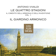 Vivaldi: Le Quattro Stagioni (The Four Seasons) & Concertos (CD)