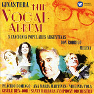 Ginastera Portrait (CD)
