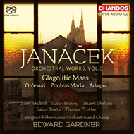 Janácek: Orchestral Work Vol. 3 (CD)