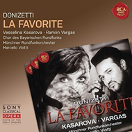 Donizetti: La Favorite (2CD)