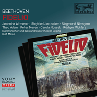 Produktbilde for Beethoven: Fidelio (2CD)