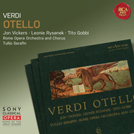Produktbilde for Verdi: Otello (2CD)