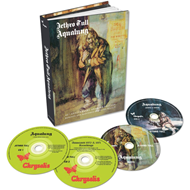 Aqualung - 40th Anniversary Adapted Edition (2CD+DVD-A+DVD)