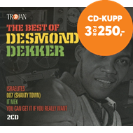 Produktbilde for The Best Of Desmond Dekker (2CD)