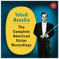 Yehudi Menuhin - The Complete American Victor Recordings (6CD)