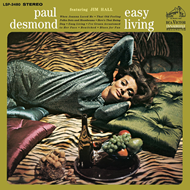 Easy Living (CD)