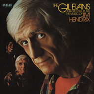 The Gil Evans Orchestra Plays The Music Of Jimi Hendrix (CD)