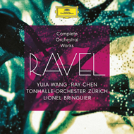 Ravel: Complete Orchestral Works (4CD)