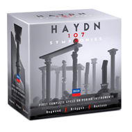 Haydn: The Symphonies - Limited Edition (35CD)