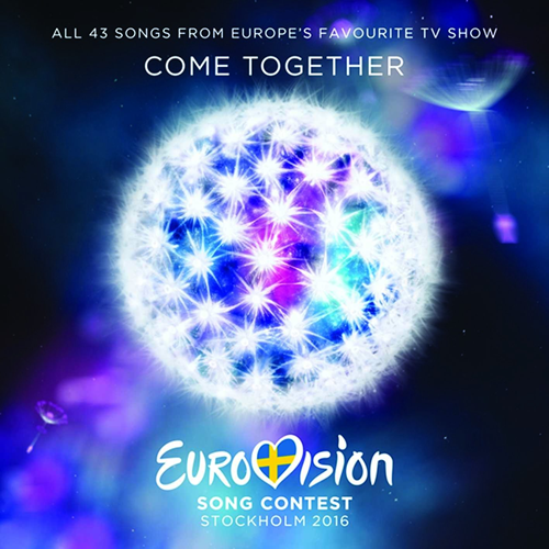 Eurovision Song Contest - Stockholm 2016 (2CD)