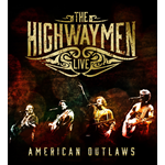 The Highwaymen Live - American Outlaws (3CD + DVD)