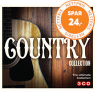 Produktbilde for The Real Country Collection (3CD)