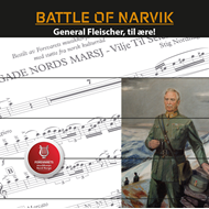 Produktbilde for Battle Of Narvik - General Fleischer Til Ære (CD)
