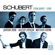 Schubert: Quintet And Lieder (CD)
