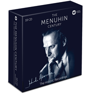 Yehudi Menuhin - The Menuhin Century: The Historic Recordings (18CD)