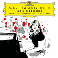 Produktbilde for Martha Argerich - Early Recordings (2CD)