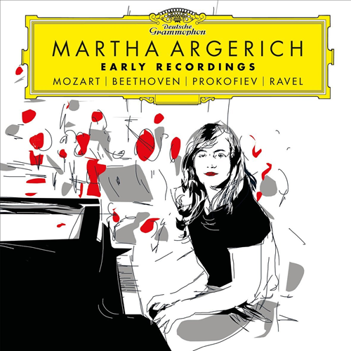 Martha Argerich - Early Recordings (2CD)