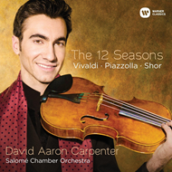 David Aaron Carpenter - The 12 Seasons (CD)
