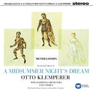 Mendelssohn - A Midsummer Night's Dream (CD)
