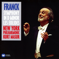 Franck: Symphony In D Minor & Les Eolides (CD)