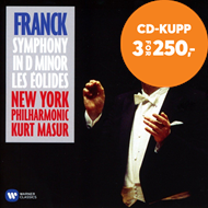 Produktbilde for Franck: Symphony In D Minor & Les Eolides (CD)