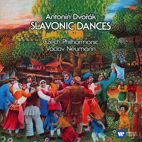 Dvorak: Slavonic Dances (CD)
