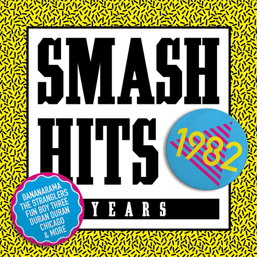 Smash Hits 1982 (CD)
