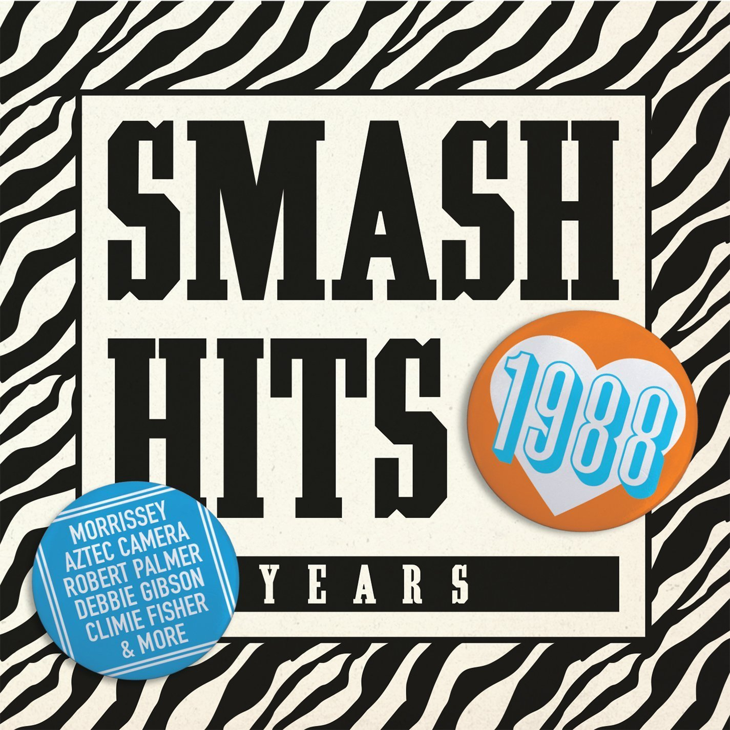 Smash hits 1988 for 1988 hit songs