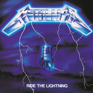 Ride The Lightning (Remastered) (CD)