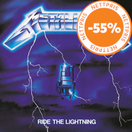 Produktbilde for Ride The Lightning (Remastered) (CD)
