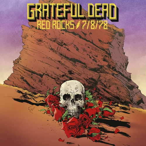 Red Rocks Amphitheatre, Morrison, Co. 7/8/78 (3CD)