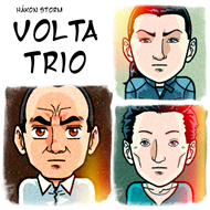 Produktbilde for Volta Trio (CD)