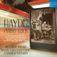 Haydn: Piano Trios (CD)