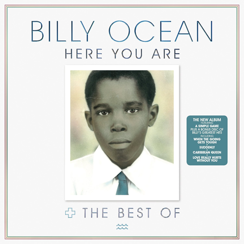 Here You Are: The Best Of Billy Ocean (2CD)
