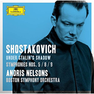 Produktbilde for Shostakovich Under Stalin's Shadow - Symphonies Nos. 5 / 8 / 9 (2CD)