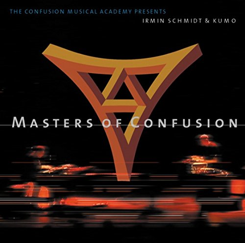Masters Of Confusion (CD)