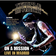 Produktbilde for On A Mission - Live In Madrid (2CD)