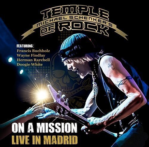 On A Mission - Live In Madrid (2CD)