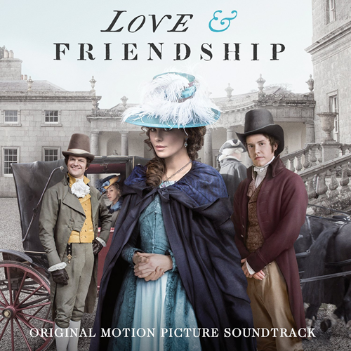 Love & Friendship - Original Motion Picture Soundtrack (CD)