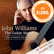 Produktbilde for John Williams - The Guitar Master: The Ultimate Collection (2CD)