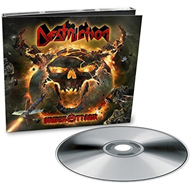 Under Attack - Limited Digipack Edition (CD)