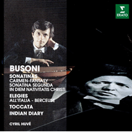 Cyril Huvé - Busoni: Recital (CD)