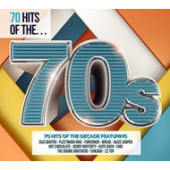 Produktbilde for 70 Hits Of The 70s (3CD)