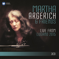 Martha Argerich And Friends - Live From Lugano 2015 (3CD)