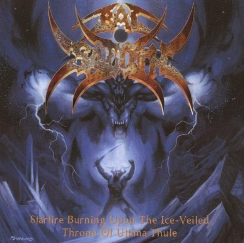 Starfire Burning Upon The Ice-Veiled Throne Of Ultima Thule (CD)