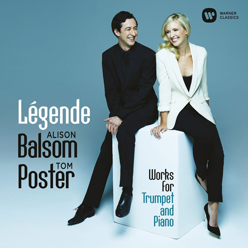 Légende: Works For Trumpet And Piano (CD)